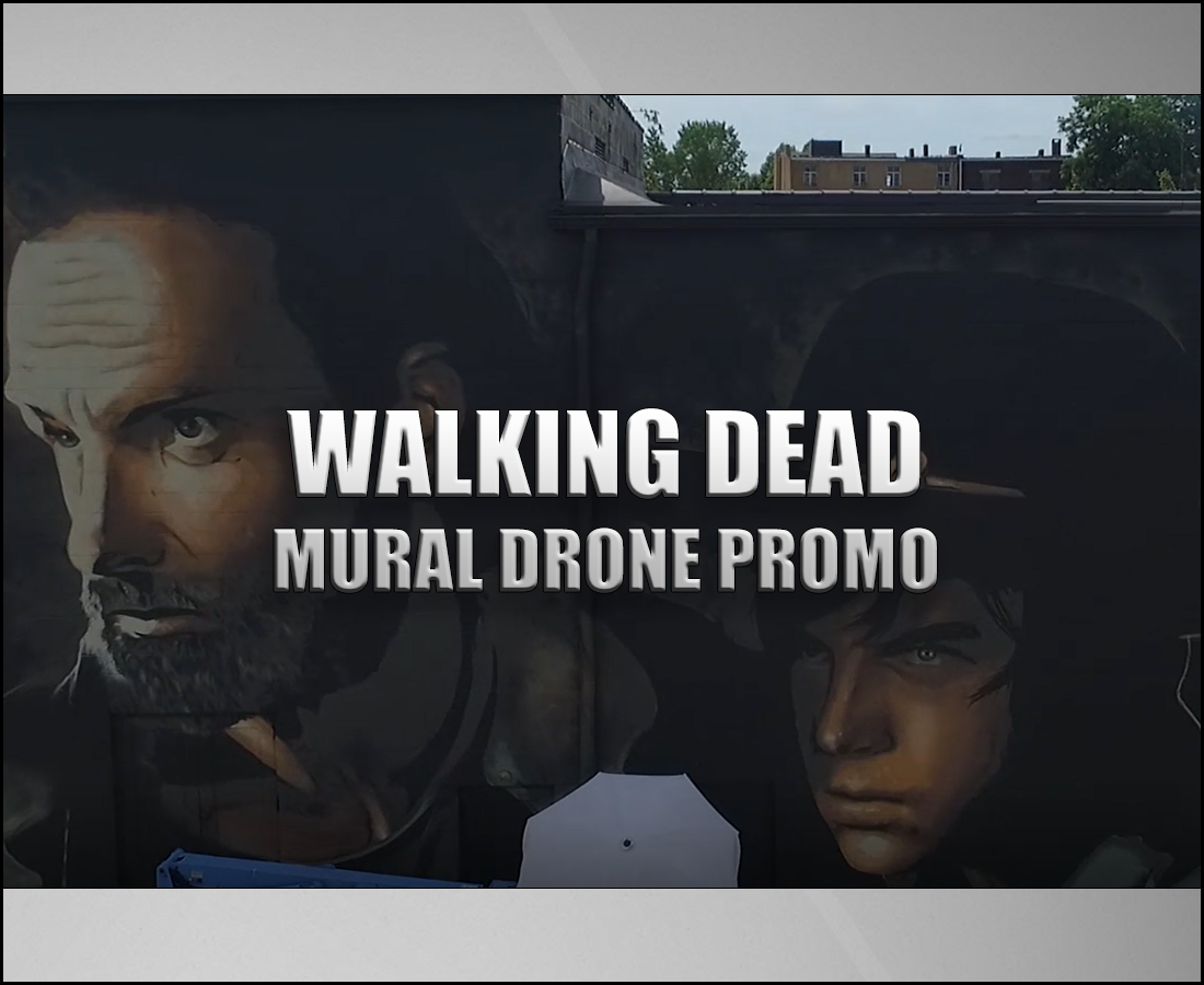X7judy ky 39 s 1 media marketing specialist x7live for Mural walking dead